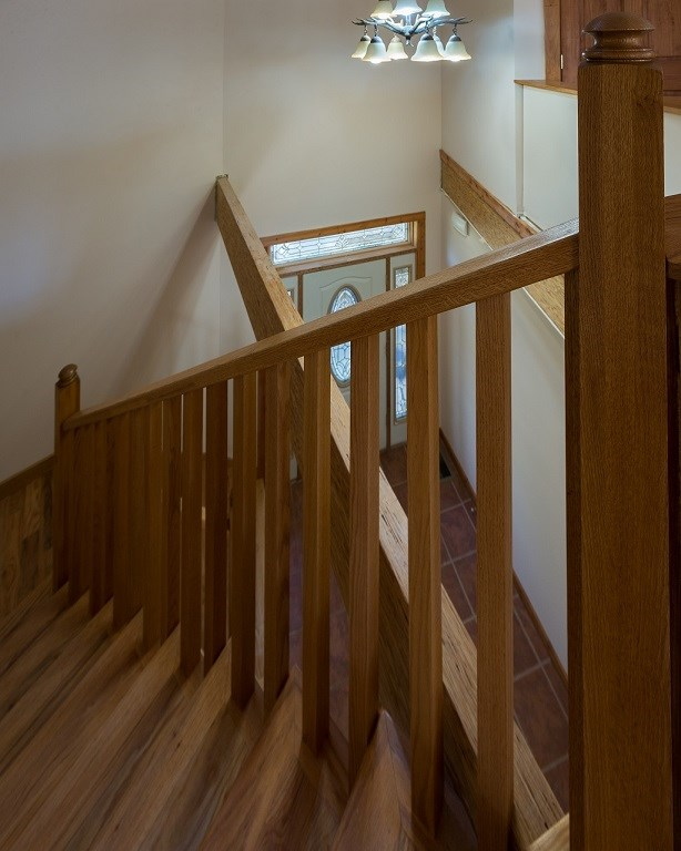 Stairs/Foyer From Upstairs