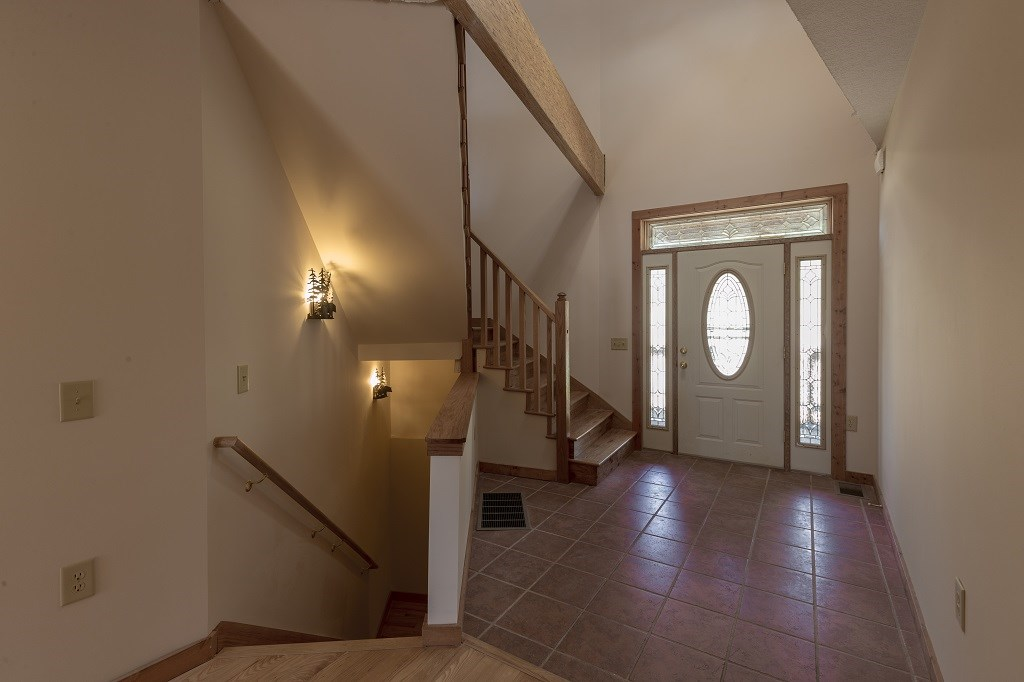Foyer, Stairs To Basement/Garage