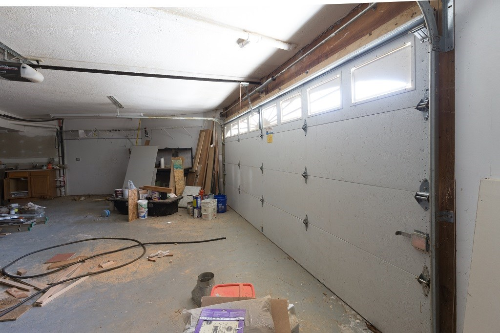 Two Car Garage In Basement